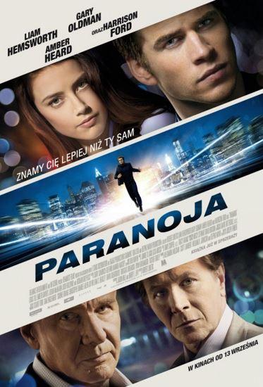 Paranoja / Paranoia (2013)
