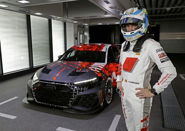 Première mondiale de la nouvelle Audi RS 3 LMS A210711-medium