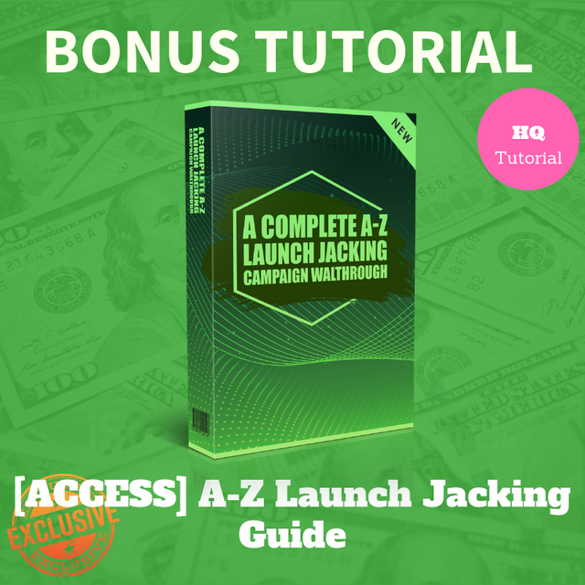A to Z Launch Jacking Course