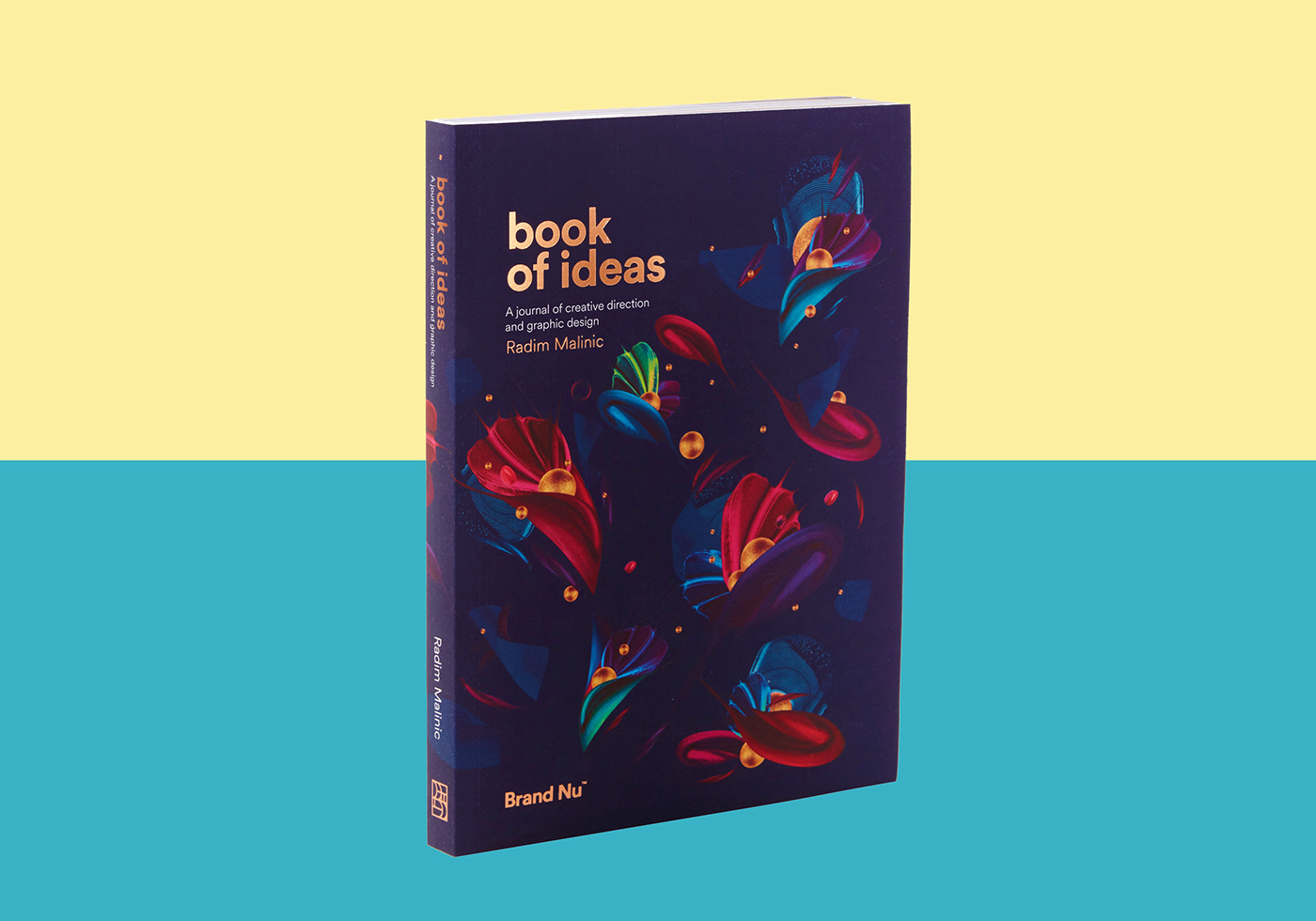 [VIP] Book of Ideas Vol.1: A Journal of Creative Direction and Graphic Design