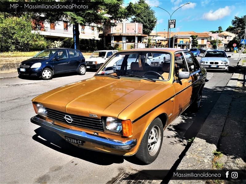 avvistamenti auto storiche - Pagina 40 Opel-Kadett-S-1000-CT474388-1