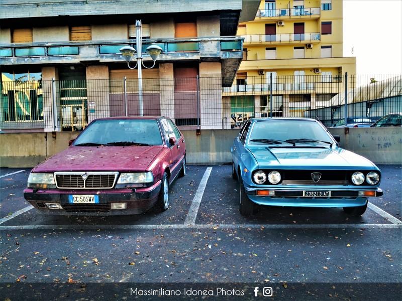Auto Abbandonate - Pagina 16 Lancia-Thema-8-32-2-9-205cv-90-CC505-WV-e-Lancia-Beta-HPE-1-6-102cv-78-AT238213-93-330-19-08-2015-4