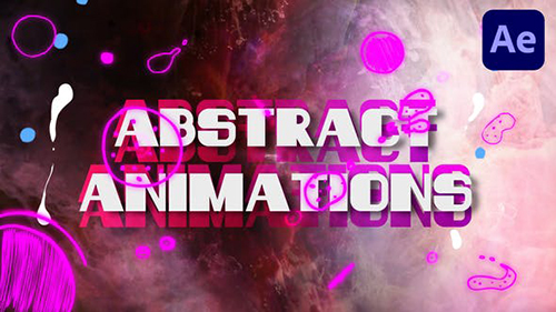 Abstract Animations Pack 01 | After Effects 33220769 - Project for After Effects (Videohive)
