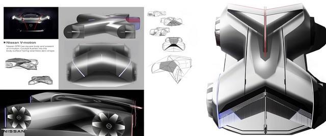 Nissan « GT-R(X) 2050 » : Le Projet D'un Stagiaire Devient Réalité 14-Nissan-JB-Choi-Final-08-DEC2020-8-source