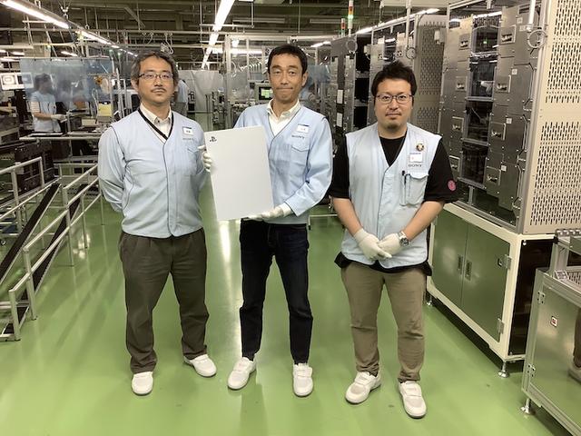 【傳言】ResetEra論壇網友Theorry發佈了一張PS5在工廠生產線內的實機照片 Image