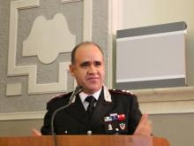 Ten. Col. Dott. A. Zapparelli - C.te Reparto Op. CC NAS per la Tutela della Salute