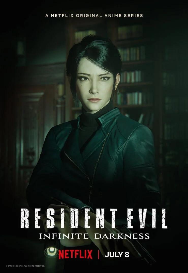 Resident Evil: Infinite Darkness | 2021 | S01 | English | 1080p | 720p | WEB-DL