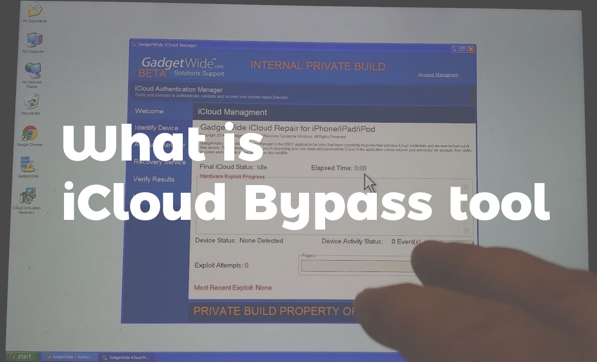 what is icloud bypass tool