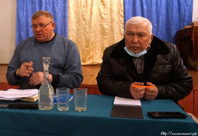 Информационные встречи собрали более 70 активных жителей сельского поселения «Размахнинское»