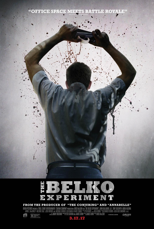 ექსპერიმენტი ბელკო THE BELKO EXPERIMENT