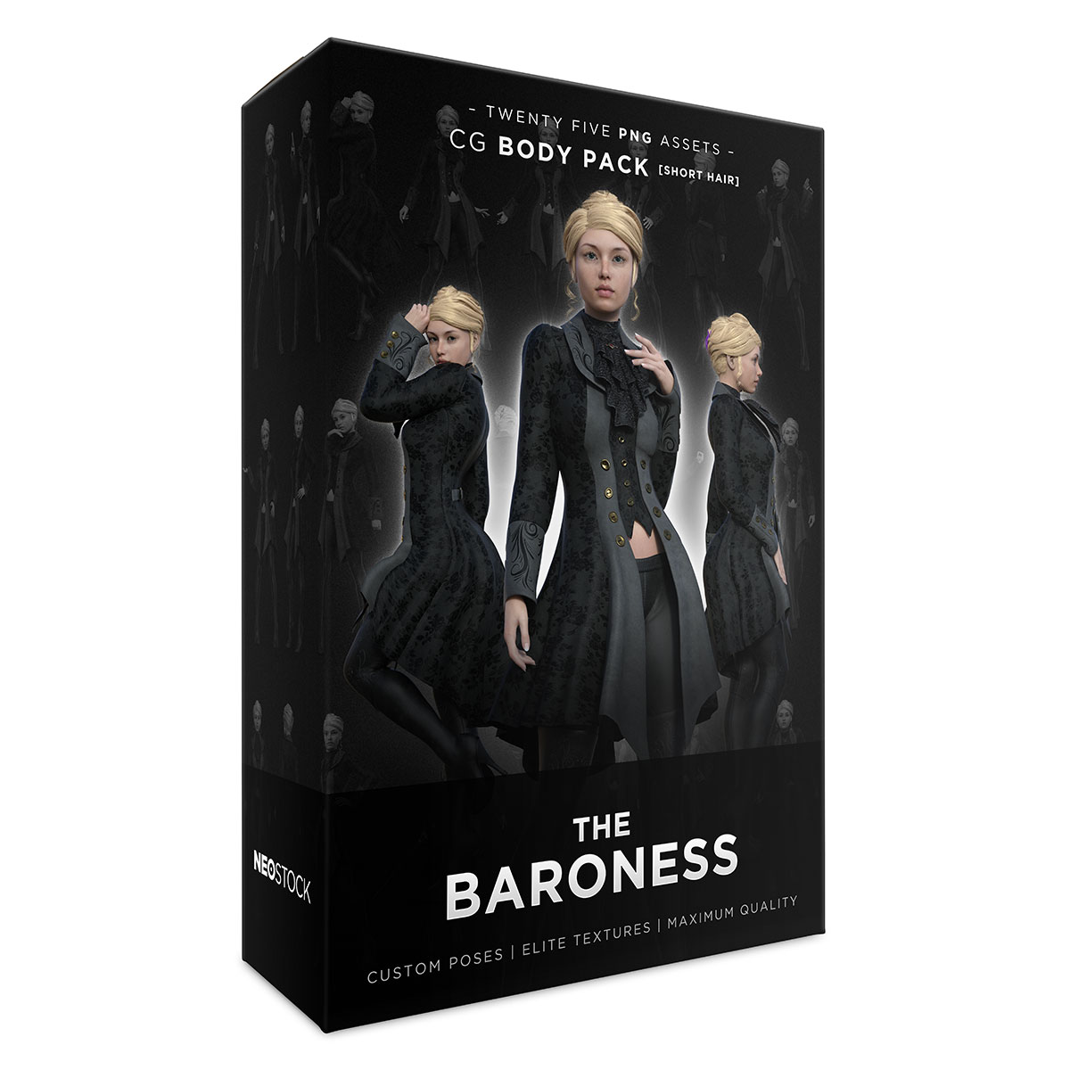the baroness product box sales
