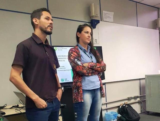 SuperAção Brumadinho - produtores participam de projeto da CNA e técnicos são treinados