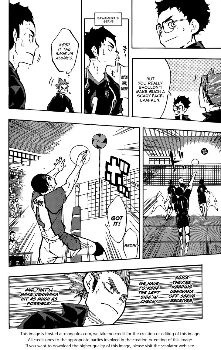 Haikyuu, Chapter 168 009