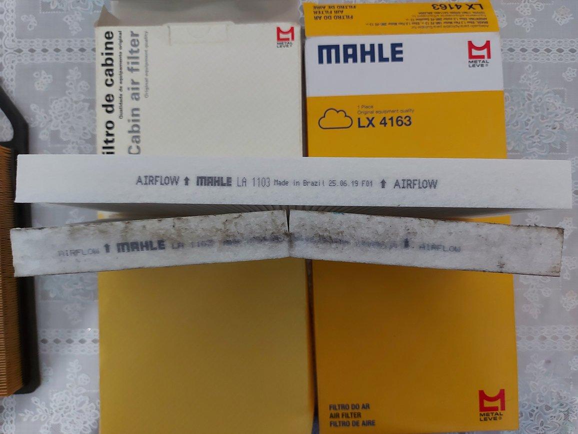 Decepcionado com filtros da Mahle para o Etios 20210512-165933