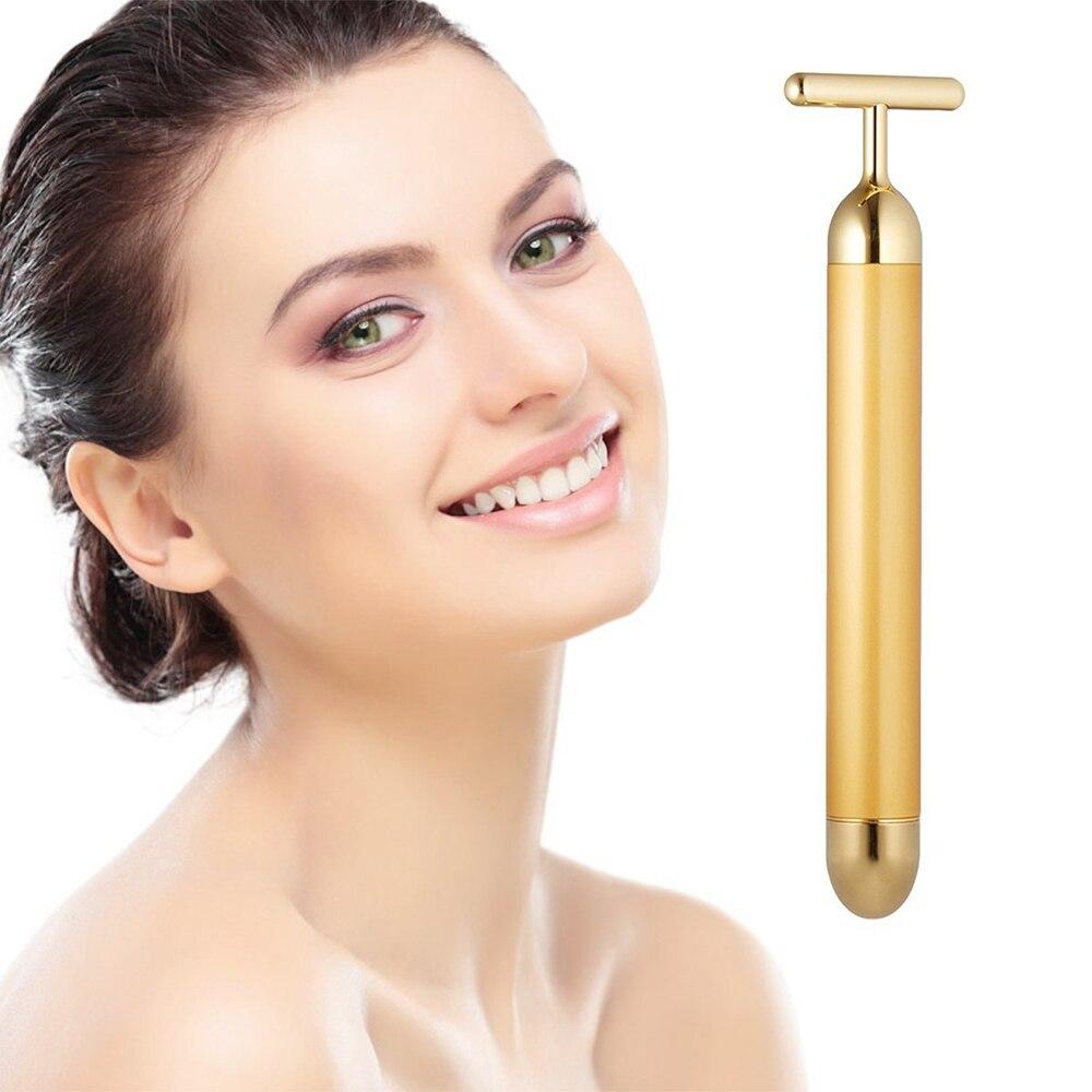 024-K-Gold-Massage-Bar-Beauty-Pulse-Firming-Facial-Vibration-Slimming-Roller-Face-Massager-Lift-Skin