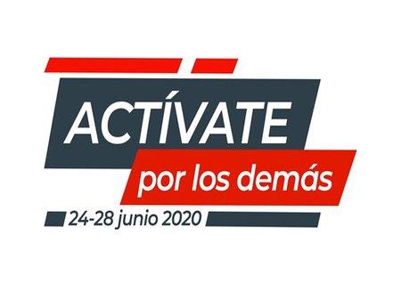 Llega la Carrera Virtual «Actívate por los demás» para la compra de comida a familias vulnerables en la Comunidad de Madrid