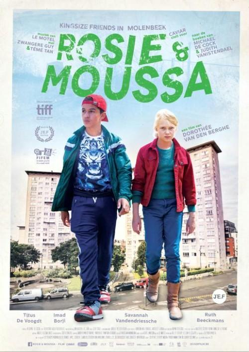 Rosie i Moussa / Rosie & Moussa (2018) PLDUB.WEB-DL.XviD-DiDi / Dubbing PL