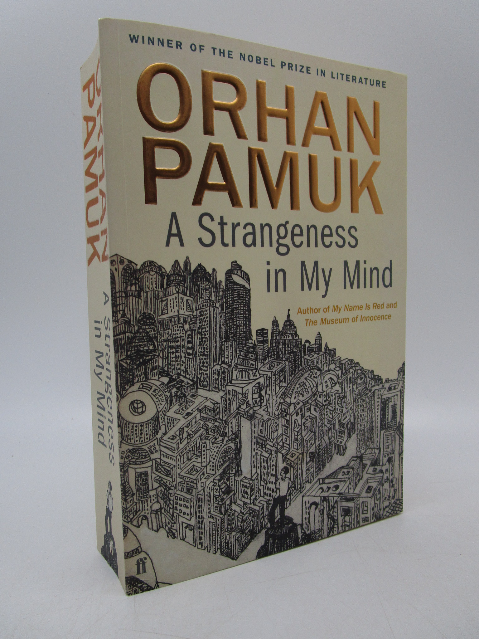 Image for A Strangeness in My Mind (First American Edition)