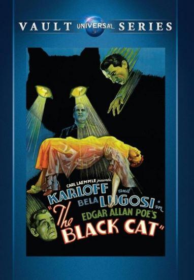 Czarny kot / The Black Cat (1934) PL.AC3.DVDRip.XviD-GR4PE | Lektor PL