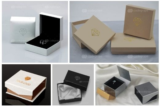 Codegrape - Jewelry Box Mockups
