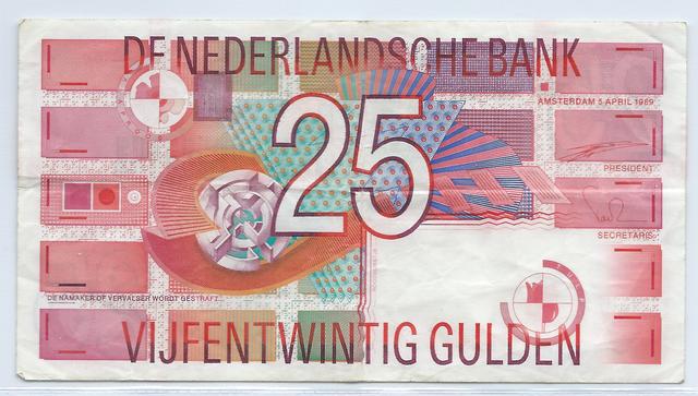 Duisenberg, descubriendo sus firmas 25 gulden y 50 gulden  Scan120023-3