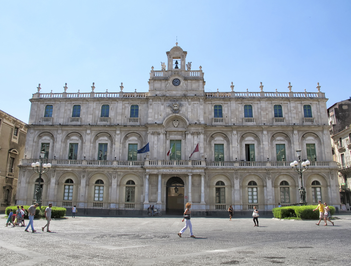 Сицилия: путешествие на общественном транспорте