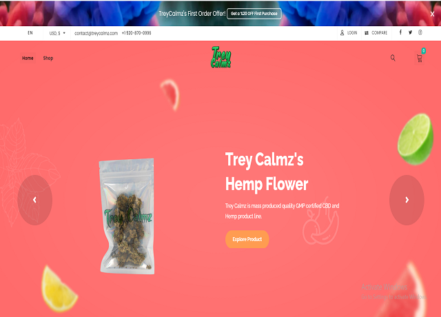 Is the aggregate of your packaging compostable - TreySongz CBD | Treysongz hemp | Trey songz work oi.png
