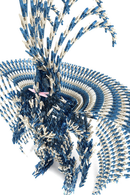 用夾子做機器人 Image