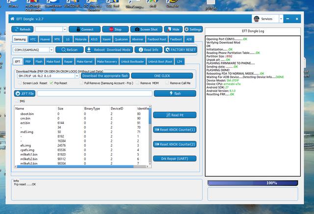 Samusng j7 core j701f u6 frp reset done - GSM-Forum