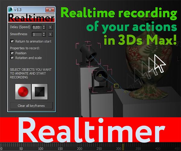 Realtimer main poster