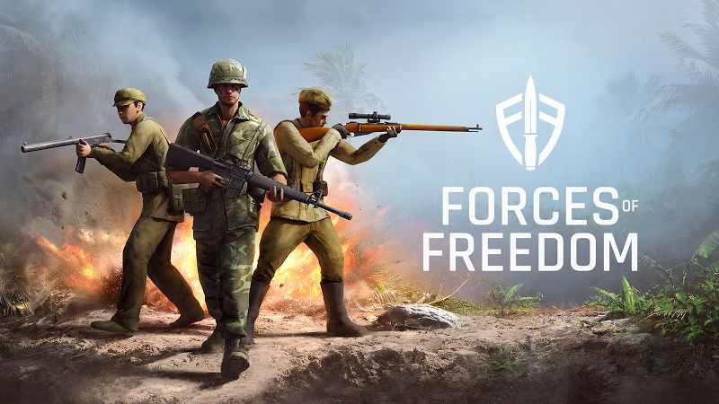 Forces of Freedom (MOD, Radar Hack)