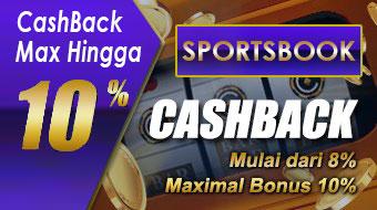 Bonus Sportsbook 10%