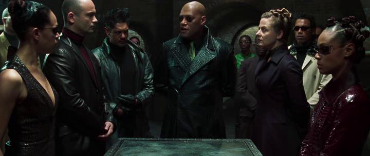 The Matrix Reloaded 2003 Serbianforum