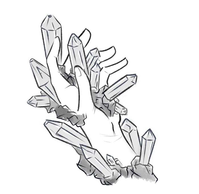 VYL-INKTOBER 2021 Crystal-resize
