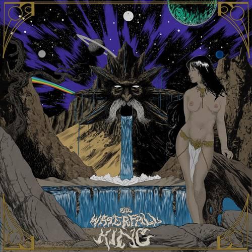 he Waterfall King - VOL. 1 (2021)