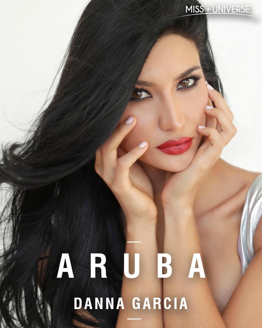 Danna Garcia (ARUBA 2019) 2