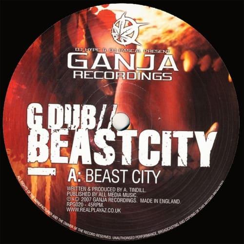 Download G Dub - Beast City EP mp3