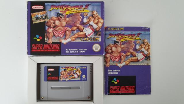 [VDS] Date limite 6 février: jolis Jeux Megadrive et Nintendo (Game Boy, Nintendo 64, ...) Snes-streetfighter-01