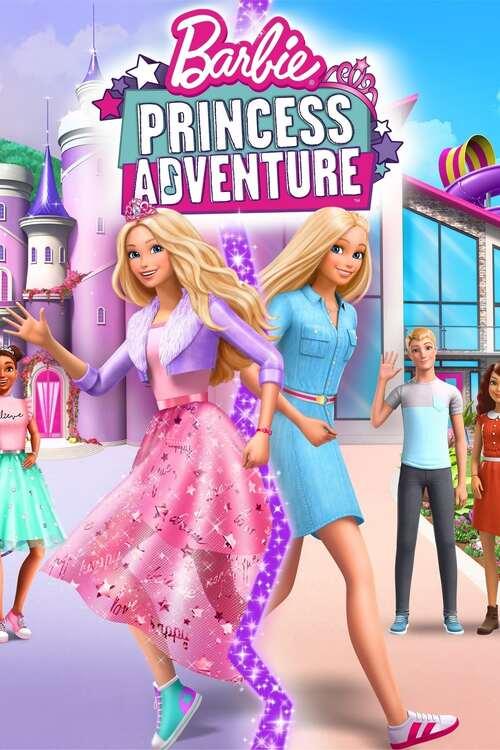 Barbie: Przygody Księżniczek / Barbie: Princess Adventure (2020) PLDUB.NF.WEB-DL.x264.DD2.0-FOX / Dubbing PL