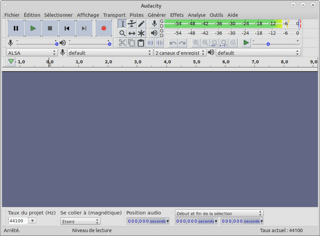 Audacity no longer records streaming audio-KDE (Solved)
