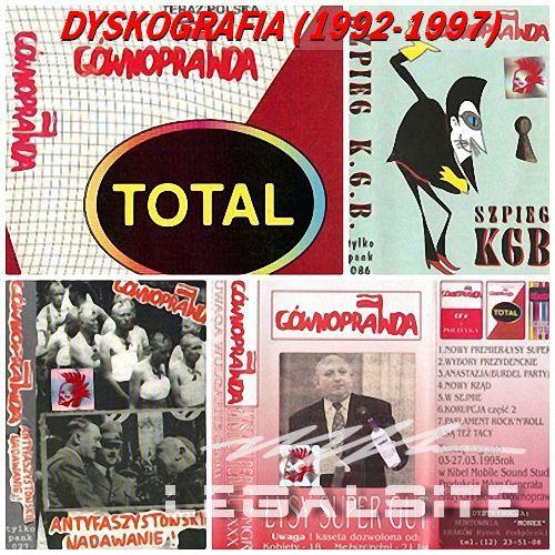 GÓWNOPRAWDA - Dyskografia (1992-1997)
