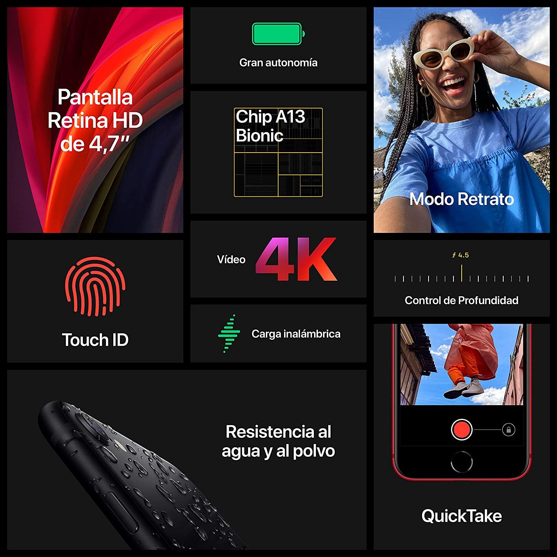 iPhone SE A13 Bionic melhor preço carcteristicas