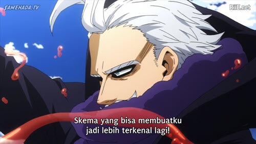 Boku no Hero Academia Season 4 Episode 18 Subtitle Indonesia