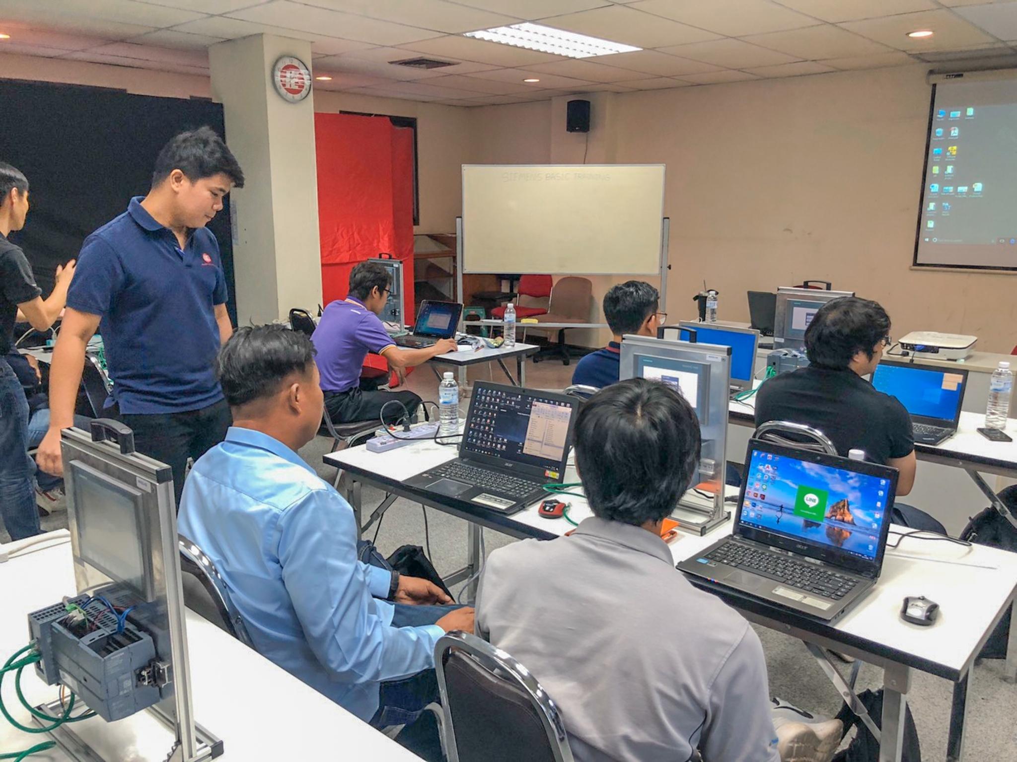 Workshop Training: Siemens