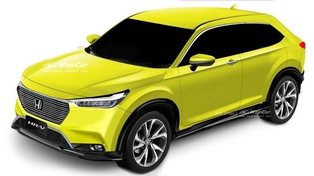 2021 - [Honda] HR-V/Vezel - Page 2 1715-BA1-F-DD80-401-E-9-CCD-806-F08-B466-C6