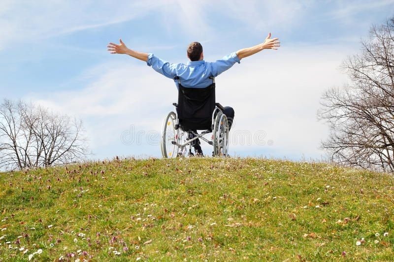 3 Tips For Happy Living In A Wheelchair