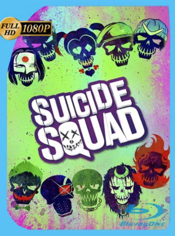 Escuadrón Suicida (2016) THEATRICAL HMAX WEB-DL [1080p] Latino [GoogleDrive]