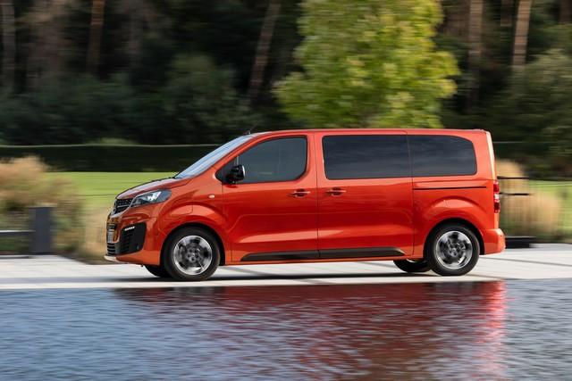 De l'électricité dans l'air : l'Opel Zafira-e Life tout électrique en vente à partir de 51 500 euros bonus environnemental déduit Opel-Zafira-e-512826