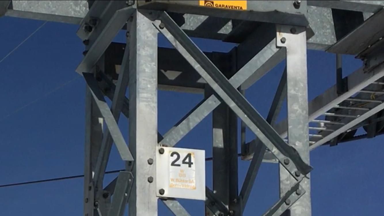 Télésiège fixe biplace (TSF2) Duez - Le Bâté IMG-3471