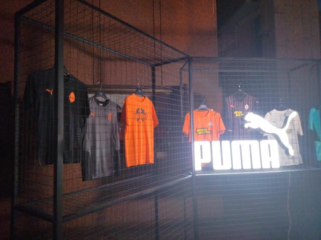 Красивый футбол и стиль улиц: как Шахтер представил новую форму от Puma